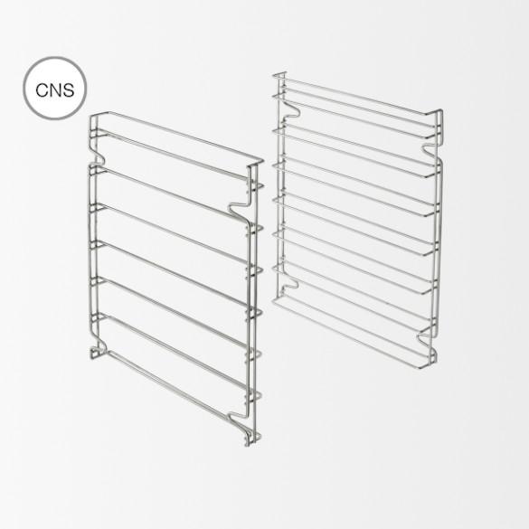 Fours mixtes / Accessoires / Support glissières 7x600x400 – la paire