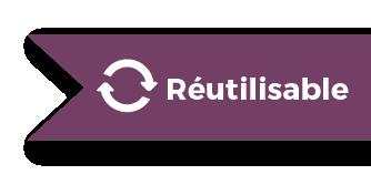 Réutilisable