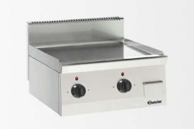 Plaque grill 600, B400, lisse CD