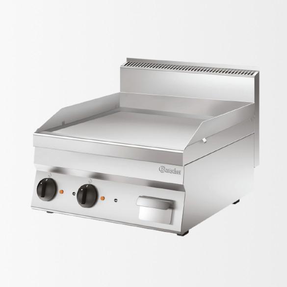 Plaque grill 650, L600, lisse