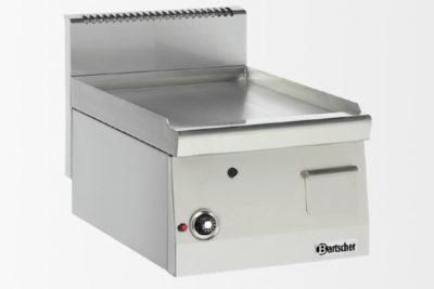 Plaque grill Gaz 600, B400, lisse