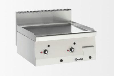Plaque grill Gaz 600, B600, lisse