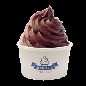 Mix à glace Chocolat Sinigalia
