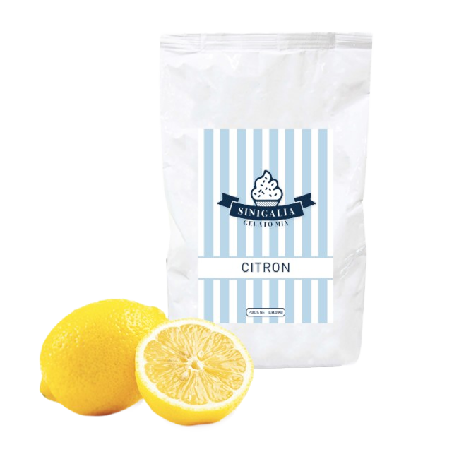 Mix à glace Citron Sinigalia