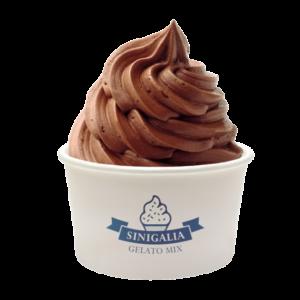 Mix à glace Choco noisette (façon pâte à tartiner)
