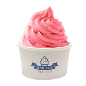 Mix à glace Fraise Sinigalia
